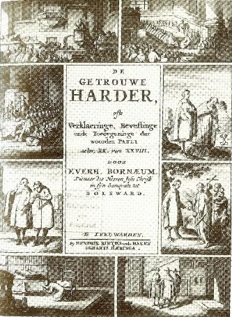 Titelblad De GetrouweHarder