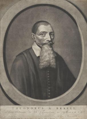 Theodorus à Brakel