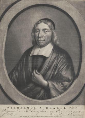Wilhelmus à Brakel